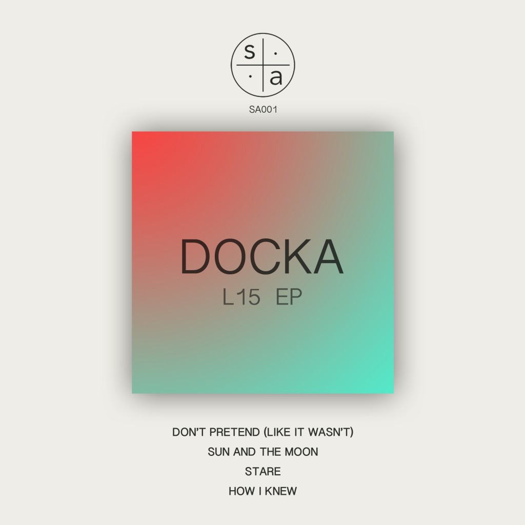 Docka ep cover