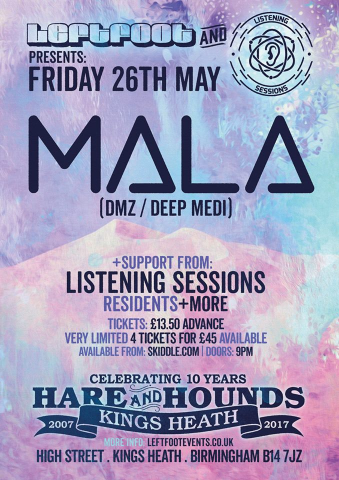 mala hare and hounds