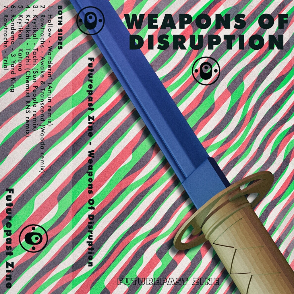 weapons of distraction - futurepast zine