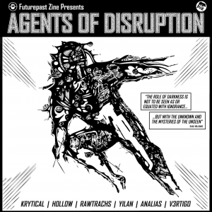 Futurepast Zine_Agents of Disruption